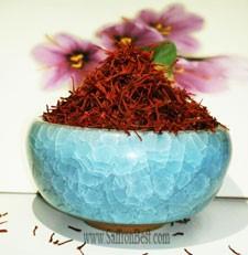 cut saffron