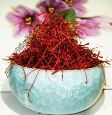 cut saffron(sargol)