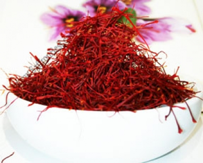 saffron thread-poushal